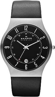 Men's Sundby Titanium and Stainless Steel Mesh Casual Quartz Watch