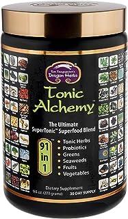 Dragon Herbs - Tonic Alchemy - Superfood Green Powder Blend - 9.5 oz