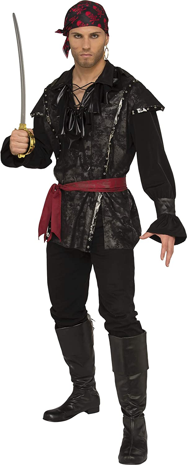 Oakland Mall Rubie's Costume Co. Inventory cleanup selling sale Plundering Pirate Men's