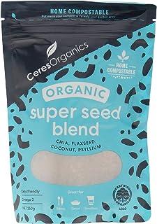 Ceres Organics Organic Super Seed Blend, 250 g