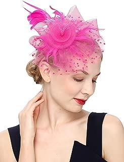 Best pink fascinator/hats Reviews