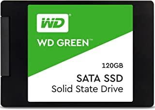 SSD WD Green 2.5´ 120GB SATA III 6Gb/s Leituras: 545MB/s e Gravações: 430MB/s - WDS120G2G0A