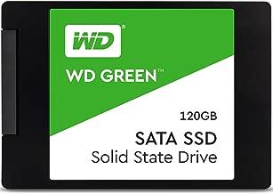"""WD WDS120G2G0A 120 GB 2.5"""" SSD SATA Disk, Yeşil"""