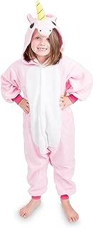 Kids Animal Unicorn Pajama Onesie - Soft and Comfortable with Pockets