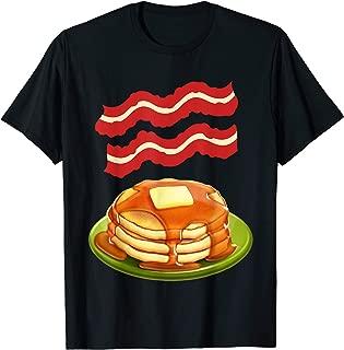Bacon pancakes t-shirt - Making Bacon shirt