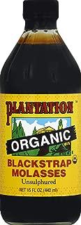 Plantation Blackstrap Molasses, 15 oz