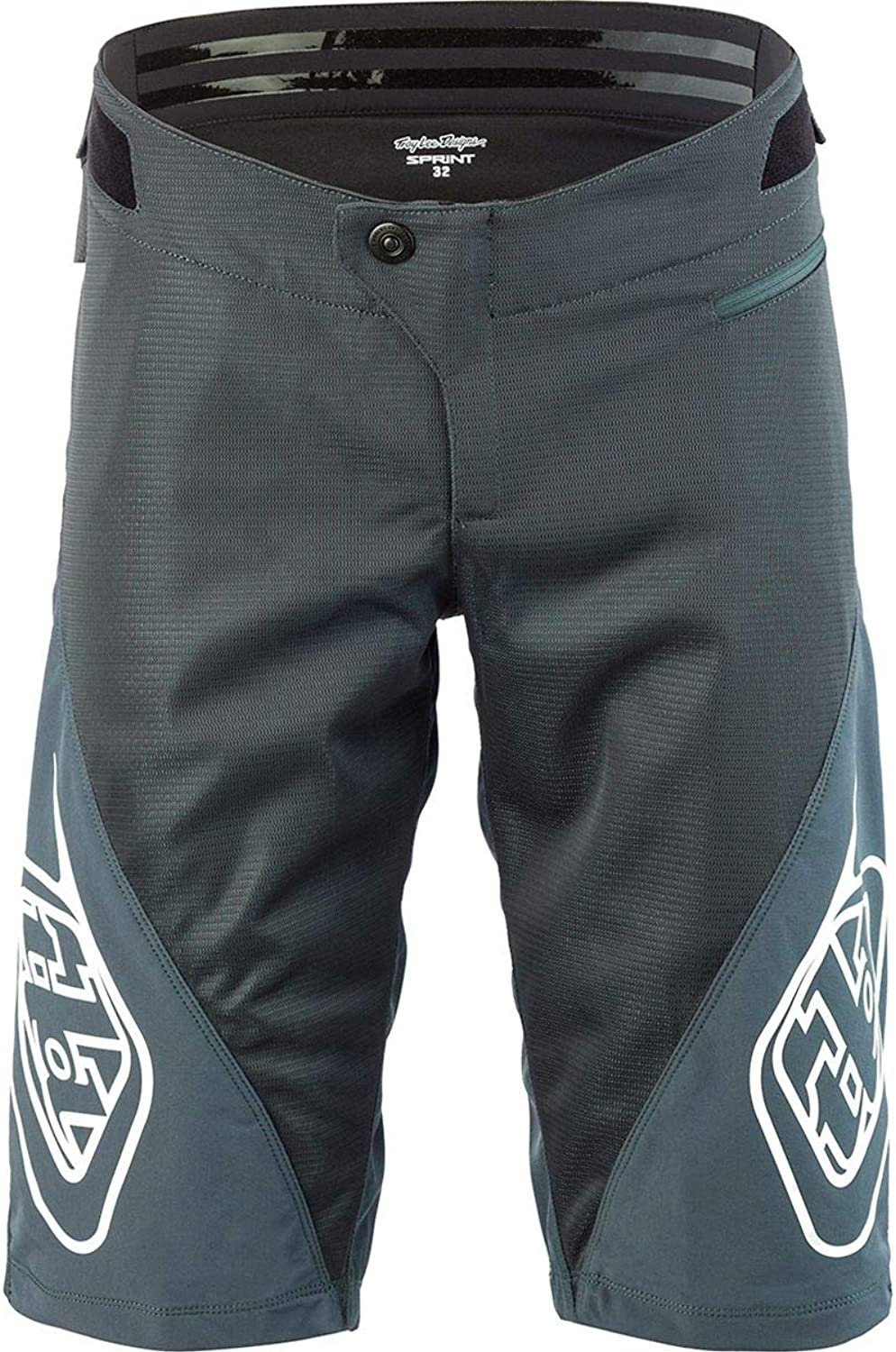 Troy Lee Designs Sprint Shorts Charcoal 2019