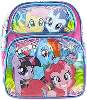 my little pony 12 inch backpack