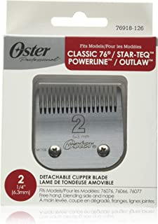 Oster Professional 76918-126 Replacement Blade, Classic 76/Star-Teq/Power-Teq Clippers,..