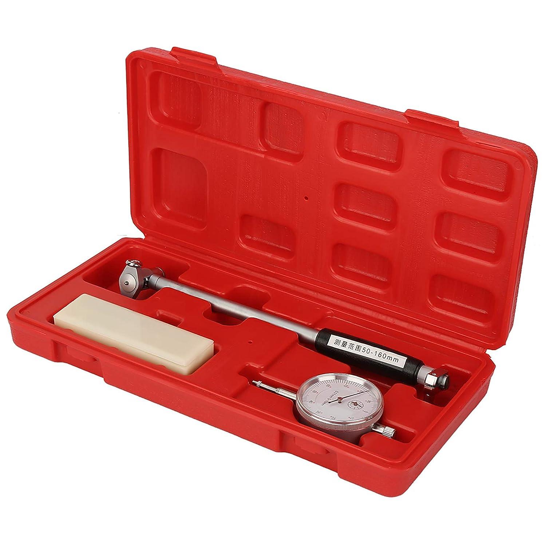 Dial Regular store Bore Max 55% OFF Gauge Chacerls 50-160MM Diameter Indi
