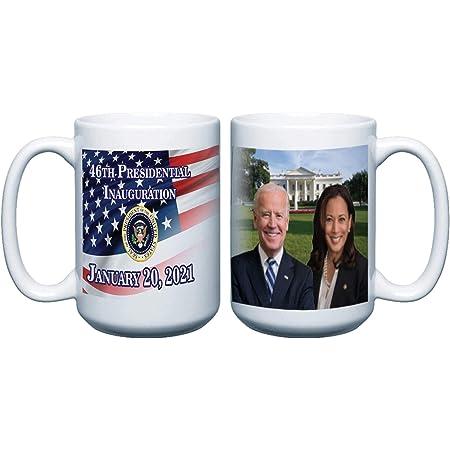 46th Presidential Biden Harris 2021 Presidential Inauguration Coffee Mug