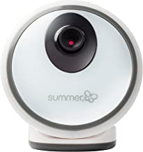 Summer Glimpse Extra Video Camera, White – Extra Baby Monitor Camera Allows Parents to Monitor Multiple Rooms and/or Children, Extra Video Baby Monitor is Perfect for Growing Families