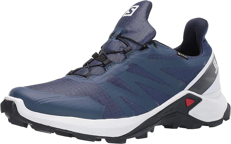 SALOMON Mens Supercross GTX Trail Running Shoe