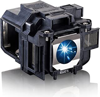 EWO'S LP88 Replacement Projector Lamp for Elplp88 Epson Powerlite Home Cinema 2040 1040 2045 740HD 640 EX3240 EX7240 EX920...