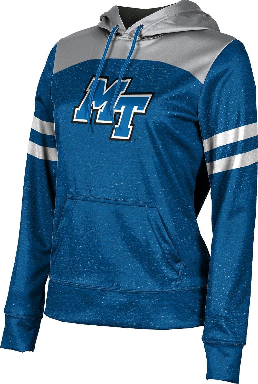 ProSphere Middle Tennessee State University Girls' Pullover Hoodie, School Spirit Sweatshirt (Gameday)