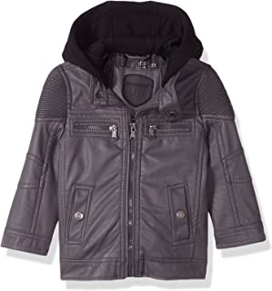 Urban Republic Ur Boys Faux Leather Jacket