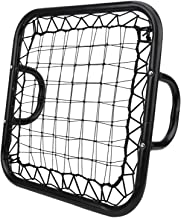 Keeperstrainingsapparatuur, gemakkelijk mee te nemen Eenvoudig te gebruiken Handheld voetbal Rebounder Eenvoudig te instal...