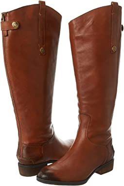 43fc214754f993 2240. Sam Edelman. Penny 2 Wide Calf Leather Riding Boot