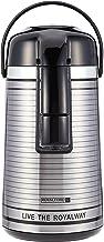 Royalford Coffee/Tea Vacuum Flask 3 liter, RF6277 (Stainless Steel)