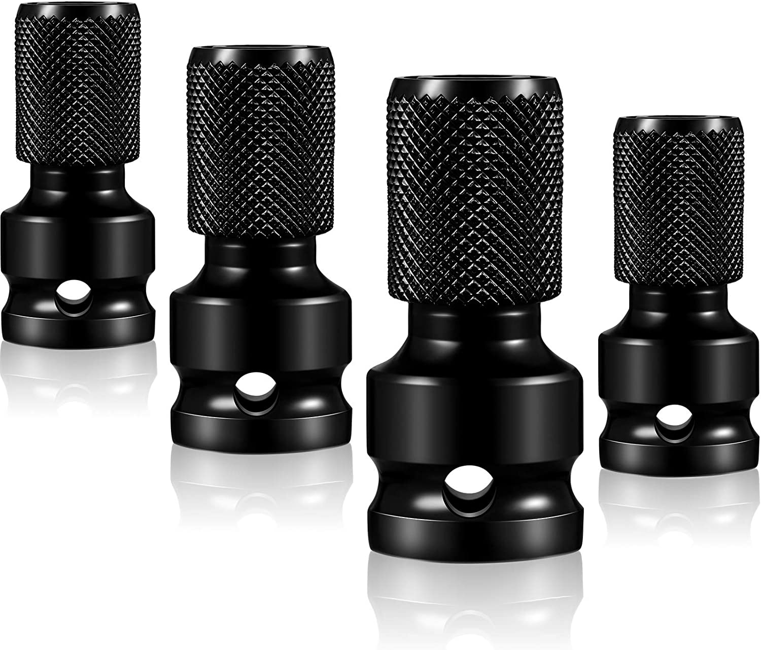 Spring new work one Manufacturer direct delivery after another 4 Pieces 1 2 Inches Square to Impac Female Hex Socket