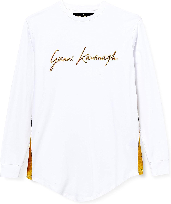 Gianni Kavanagh Black Noble Signature tee Camiseta Hombre