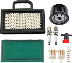 Dxent 499476S 698754 Air Filter for Briggs and Stratton 18-26 HP Intek V-Twins 492932S..