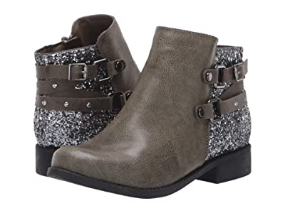 Mia Kids Stormi (Little Kid/Big Kid) (Grey) Girls Shoes