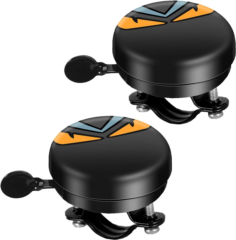 San Francisco Mall LonHon Bike Bell 100% quality warranty Classic Alloy Steel Clear Sound Cut Crisp Loud