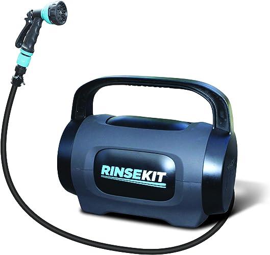 RinseKit Pod Mixte Noir Bleu Taille Unique