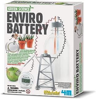 4M Kidz Labs Green Science Enviro Battery