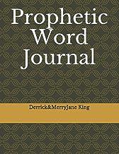 Prophetic Word Journal