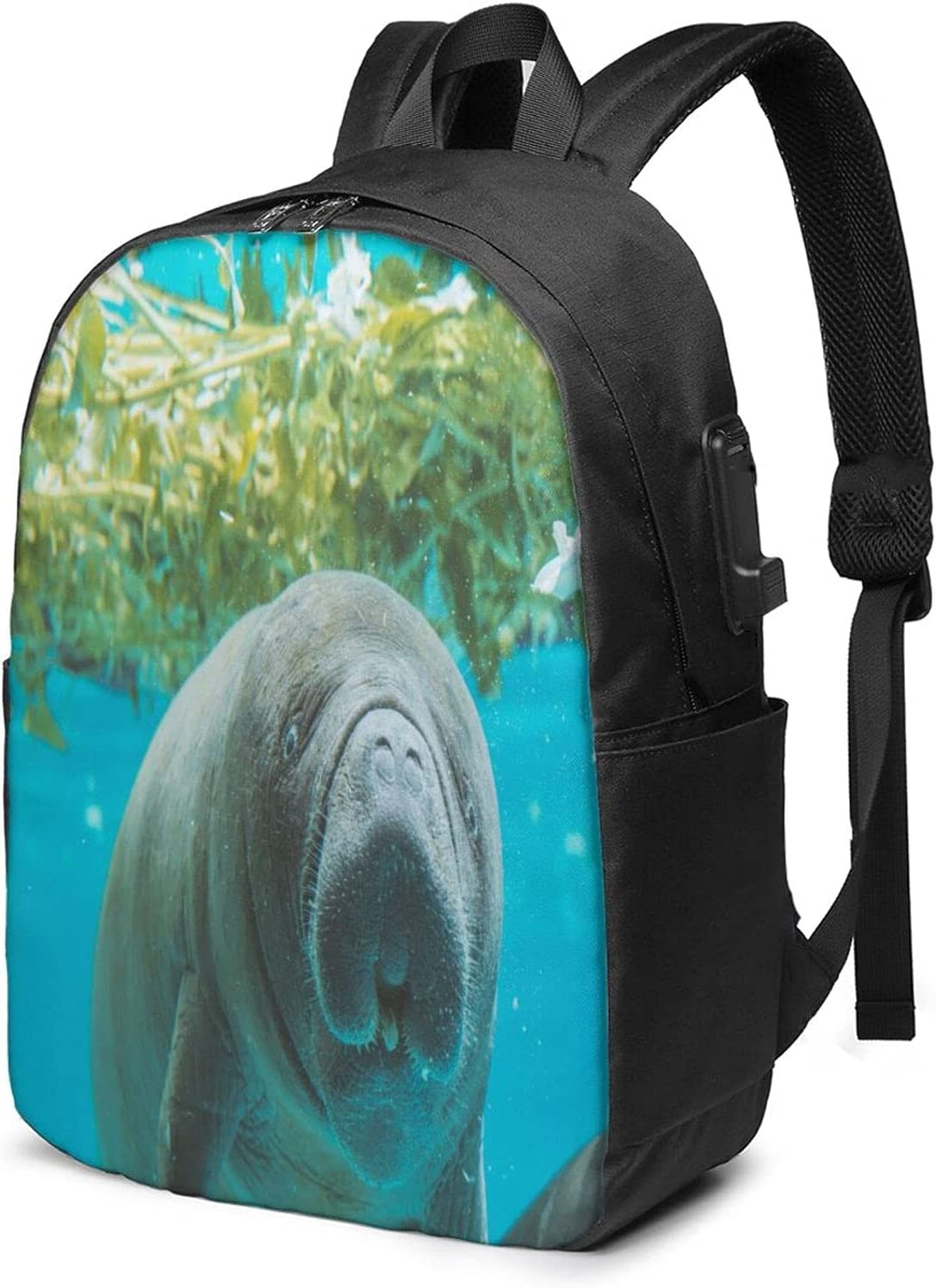 SEAL limited product Manatee Under Ranking TOP3 Water Laptop Backpack with Teens For Daypack Us
