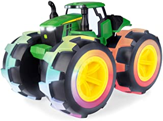 Monster Treads Lightning Wheels 4WD Tractor w/Lights & Sounds