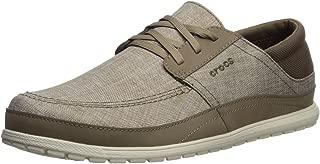 Men's Santa Cruz Playa Lace-Up Sneaker | Comfortable Casual Loafer, Black/Black, 11 M US