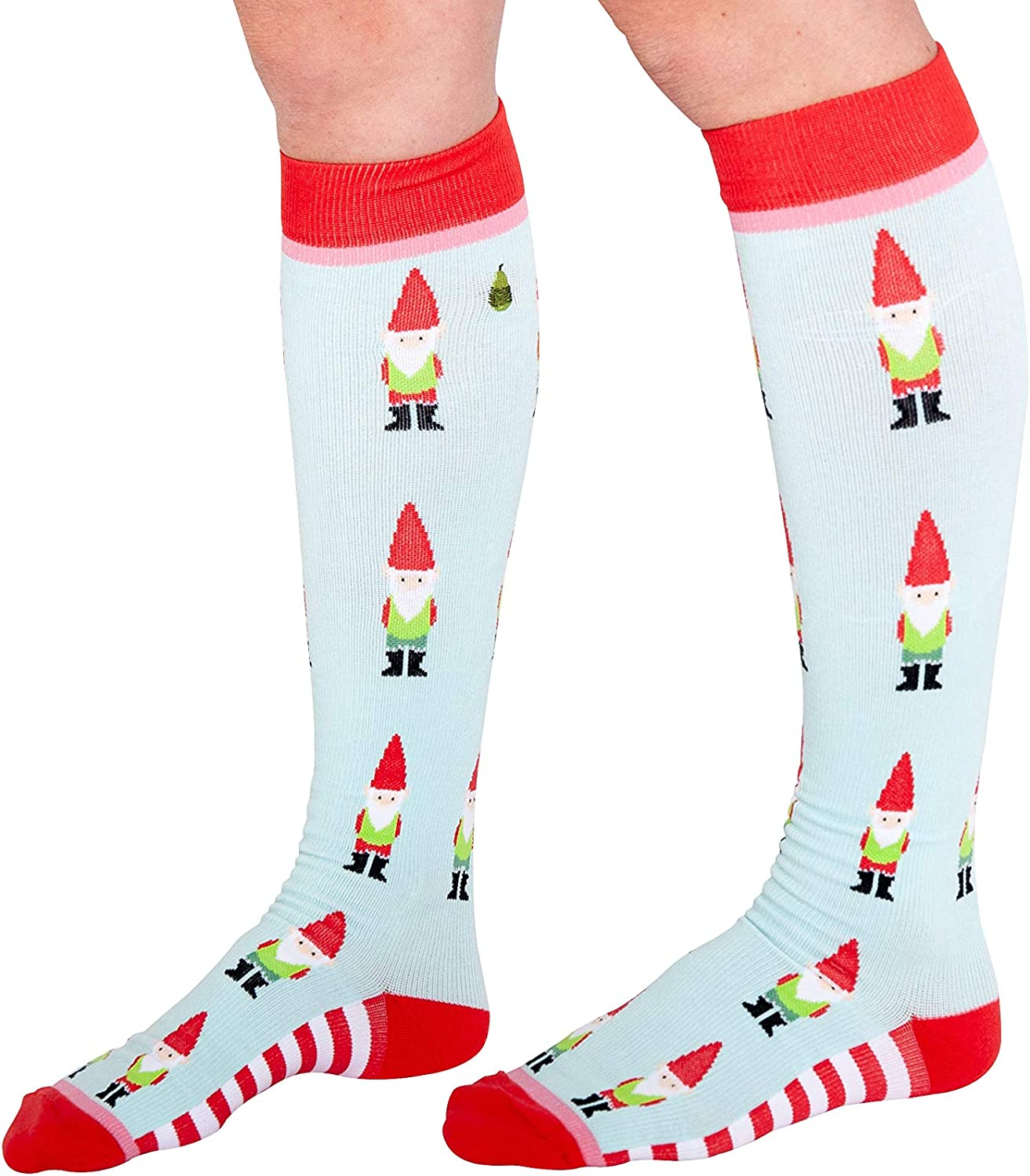 Woven Pear Safety and trust Max 79% OFF Compression Socks