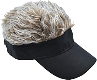 Best visor with hair attached Reviews