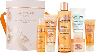 Sanctuary Spa Gift Set, Special Occasion Hamper with Shower