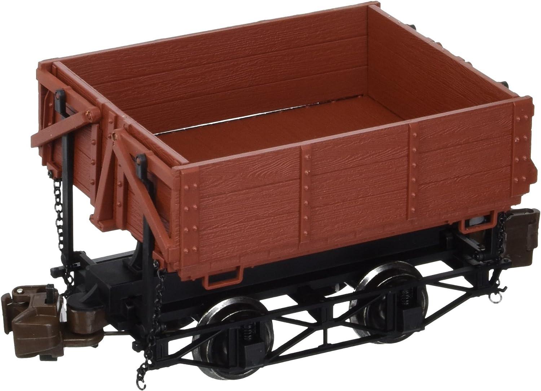 entrega de rayos Bachmann Industrias Escala Mineral Side-Dump Coche marrón Tamaño Tamaño Tamaño Grande G Material rodante (Escala 1  20.3)  se descuenta