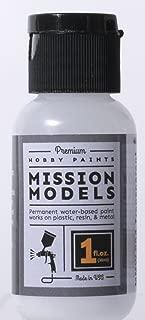 Mission Models Premium Hobby Paints - Transparent Medium - Weathering paint (1oz bottle)