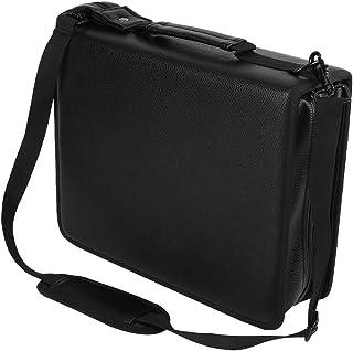 Pencil Case, Big Pencil Case 210Slots Detachable Pen Storage Bag Pencil Case Drawing Pens Pouch Stationery Handbag (Black)