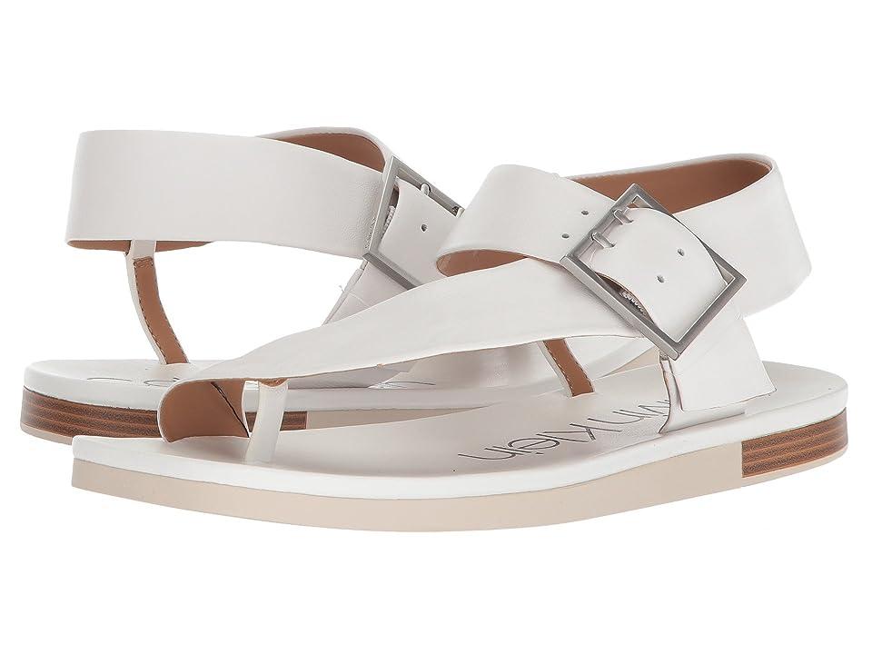 Calvin Klein Rivita (Platinum White) Women