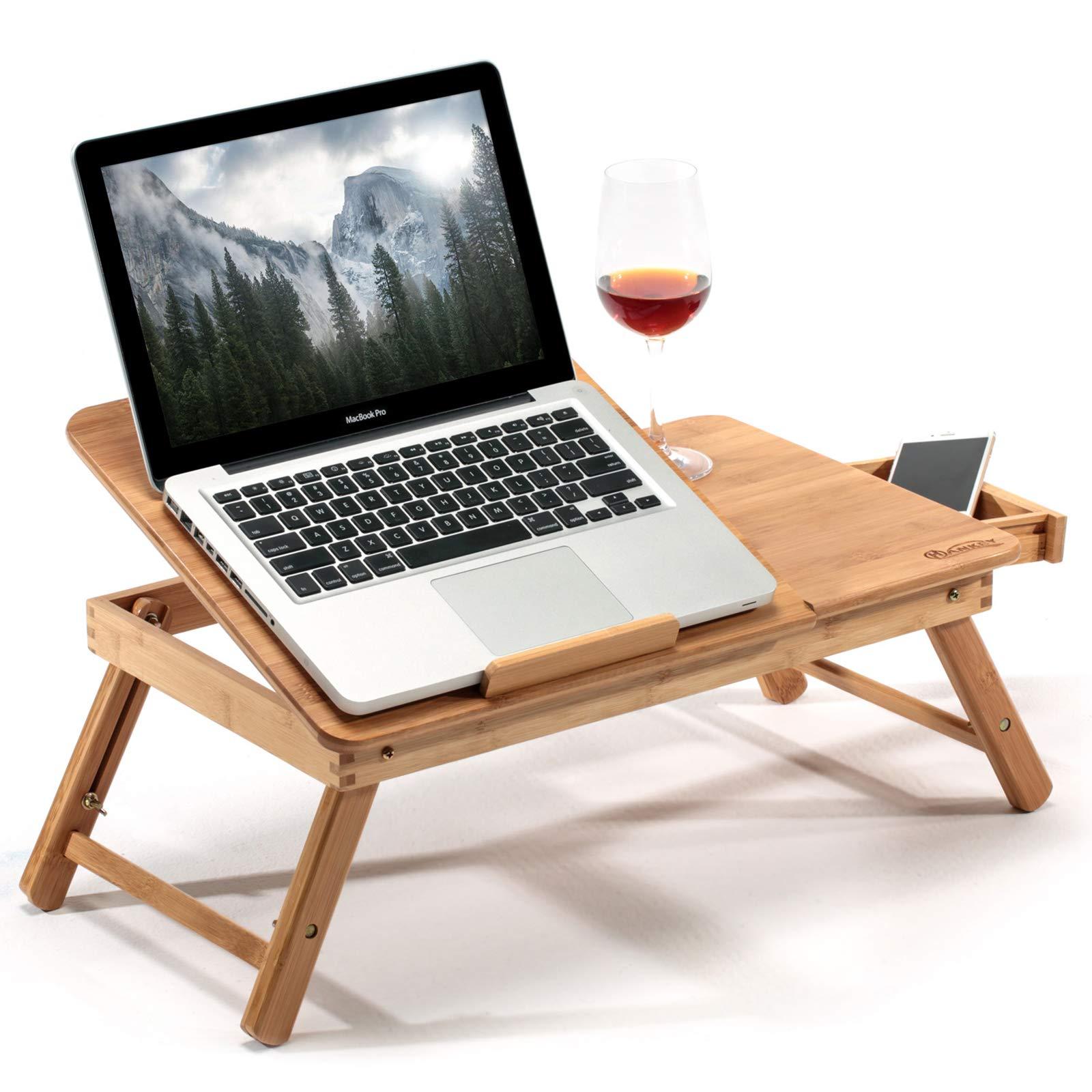Mesa Plegable y Ajustable para Notebook - HANKEY - 1IETZ2VK