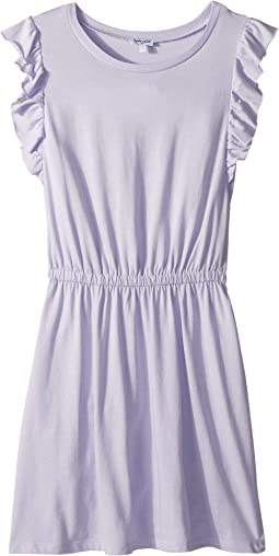 Ruffle Tank Dress (Big Kids)