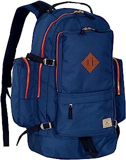 Everest - Mochila con bolsillo para portátil, Marino, Una talla