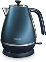 DeLonghi Distinta Flair, Electric Kettle 1.7L, KBI2001BL, Prestige Blue