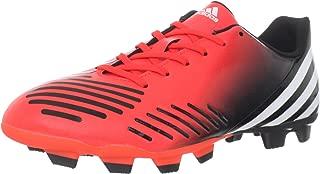 adidas predator lz trx fg black and red