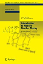 Introduction to Modern Number Theory: Fundamental Problems, Ideas and Theories