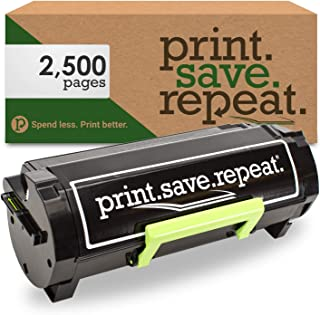 Print.Save.Repeat. Lexmark 51B1000 Remanufactured Toner Cartridge for MS317, MS417, MS517, MS617, MX317, MX417, MX517, MX617 [2,500 Pages]