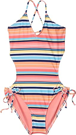Juicy Fruit One-Piece (Big Kids)
