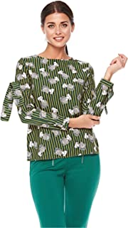 2Xtremz Long Sleeve Blouse Top for Women